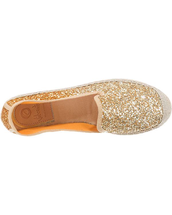 VIDORRETA Slipper gold