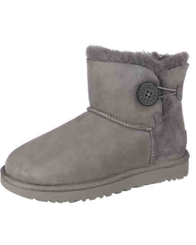 UGG W Mini Bailey Button Ii Stiefeletten