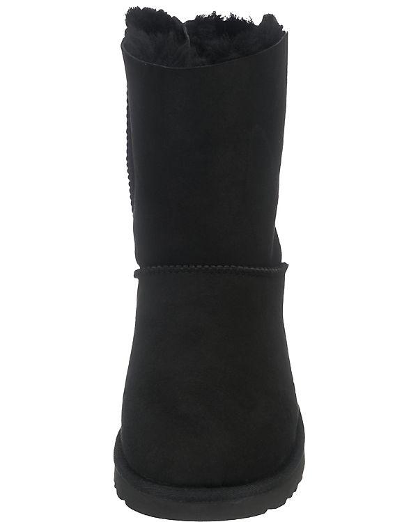 UGG Bailey Bow II Stiefel schwarz