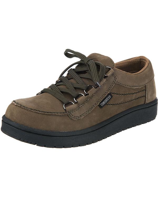 Brütting Hunter Freizeit Schuhe braun