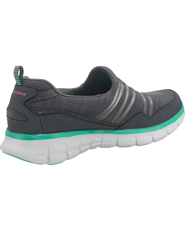 SKECHERS Synergy Scene Stealer Sneakers grau