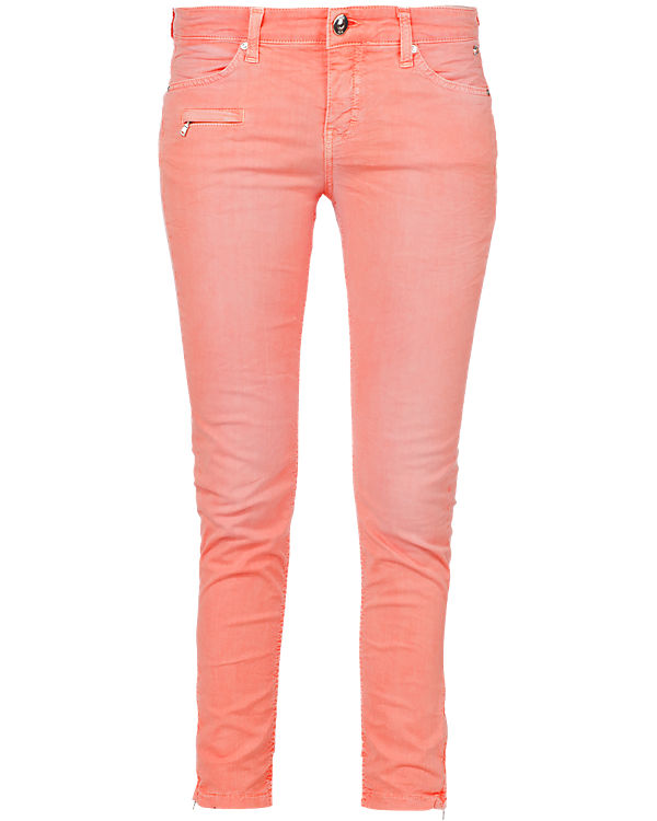 MAC Jeans Skinny 7/8 orange