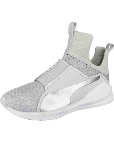 PUMA Fierce Eng Mesh Sneakers