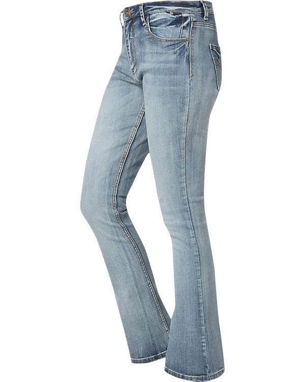 H.I.S. Jeans Sunny Bootcut blau