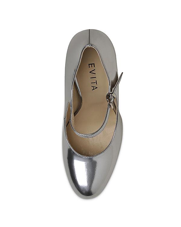 Evita Shoes Pumps silber