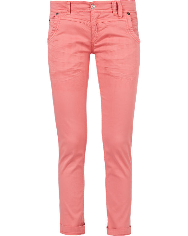 TIMEZONE Jeans Nali Straight rosa