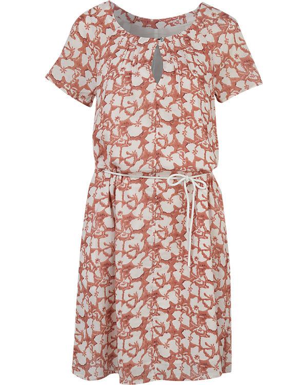 Marc O'Polo Kleid beige/rot