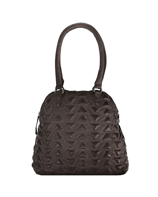 Billy the Kid Marokko Aisha Triangle Shopper Tasche Leder 34 cm