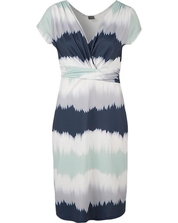 s.Oliver PREMIUM Kleid blau-kombi