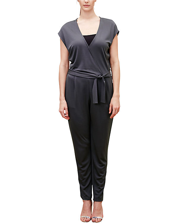 TRIANGLE by s.Oliver Jumpsuit anthrazit