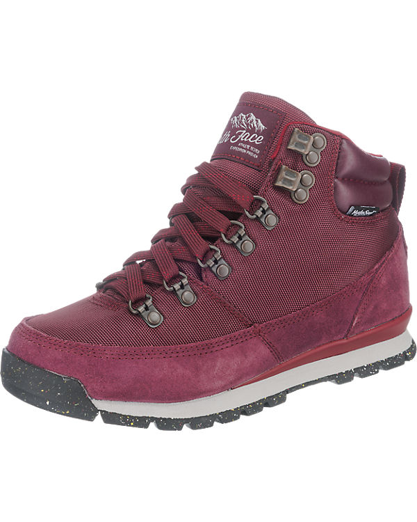 THE NORTH FACE Back-To-Berkeley Redux Stiefeletten bordeaux