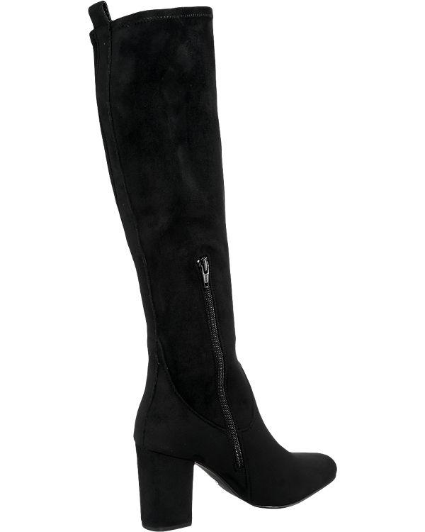 SPM Bendle Stiefel schwarz