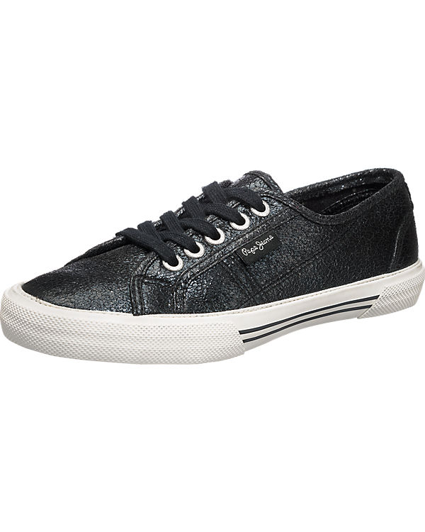 Pepe Jeans Aberlady Crackle Sneakers