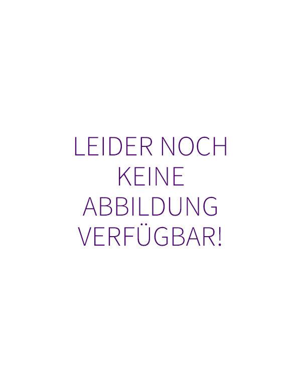 fransa Blusenshirt schwarz/weiß