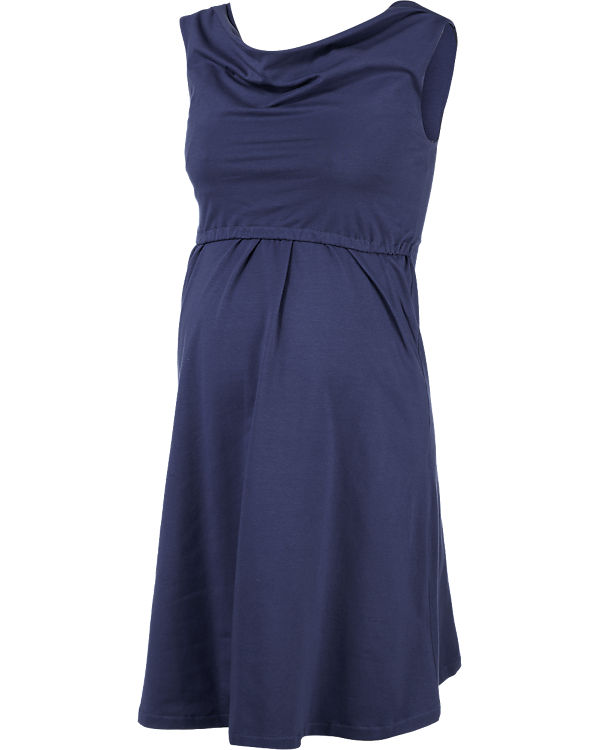 Bebefield Stillkleid Mia blue denim