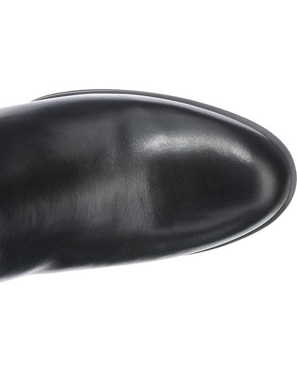 Clarks Cheshunt Stiefel schwarz