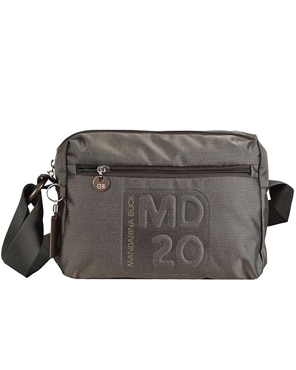 MANDARINA DUCK MANDARINA DUCK MD20 Umhängetasche 28 cm grau