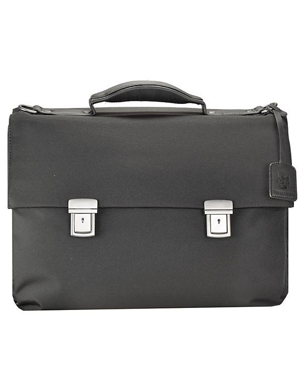 Leonhard Heyden Soho Briefcase Aktentasche 43 cm Laptopfach