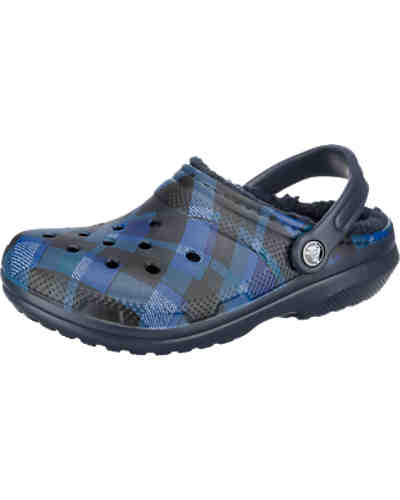 CROCS Classic Lined Graphic Pantoletten