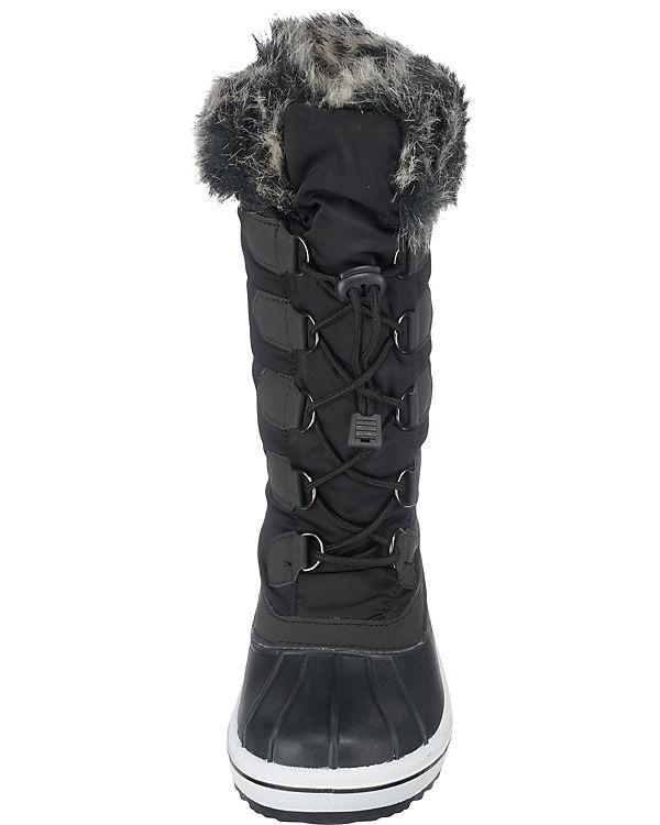 McKinley Emma II Outdoor Stiefel schwarz