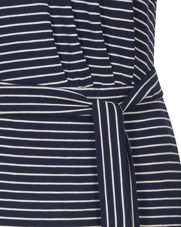 TOM TAILOR Jerseykleid dunkelblau