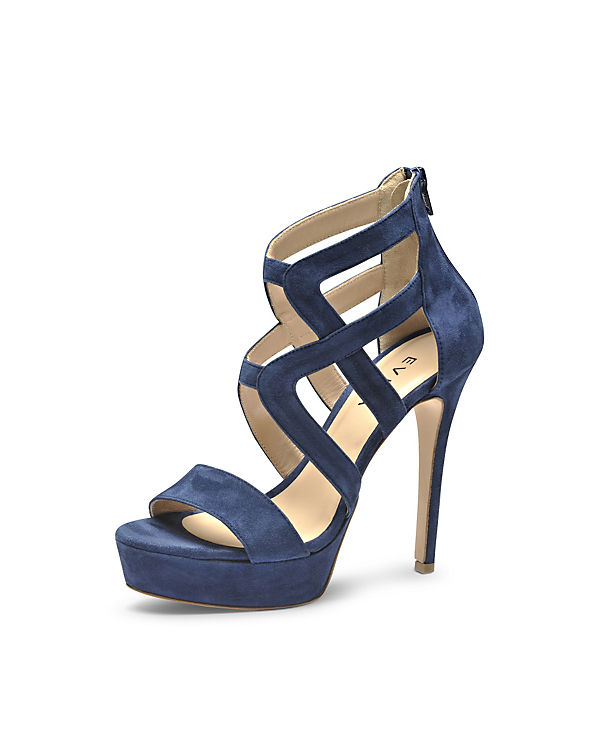 Evita Shoes Sandaletten blau
