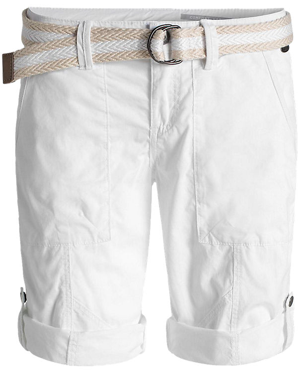 edc by ESPRIT Shorts offwhite
