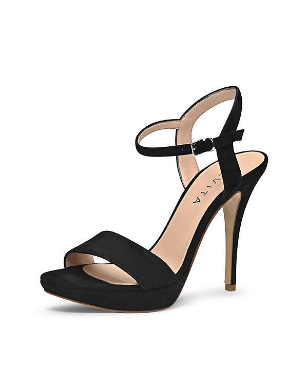 Evita Shoes Sandaletten schwarz