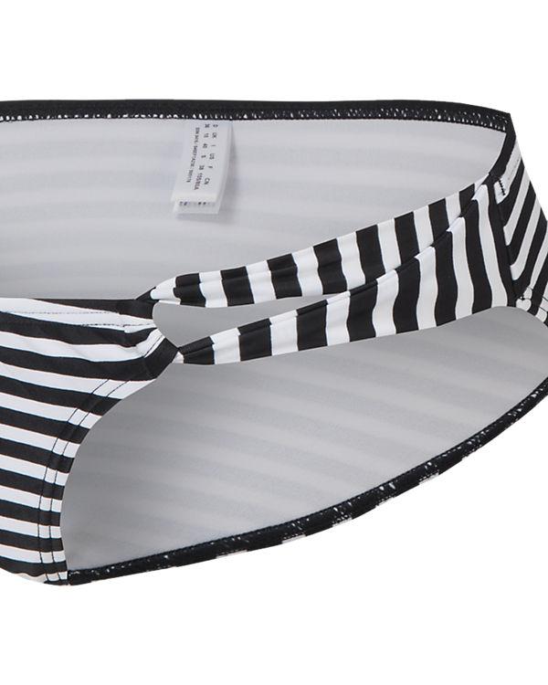 ESPRIT BODYWEAR Triangel Bikini Linden Beach schwarz/weiß