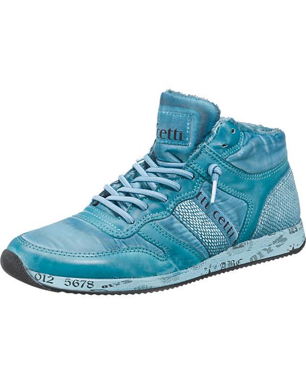Cetti Sneakers hellblau
