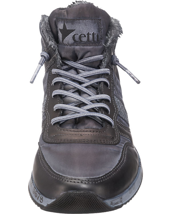 Cetti Sneakers anthrazit