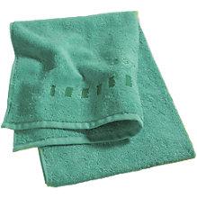 Waschlappen, Grade, grün, Baumwolle, 16 x 22 cm