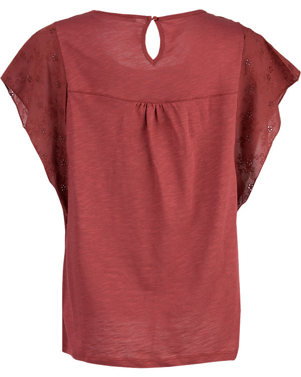 IN LINEA T-Shirt (Organic Cotton) rot
