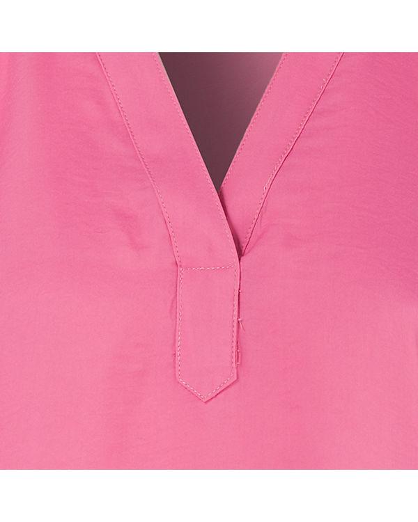 ICHI Blusenshirt pink