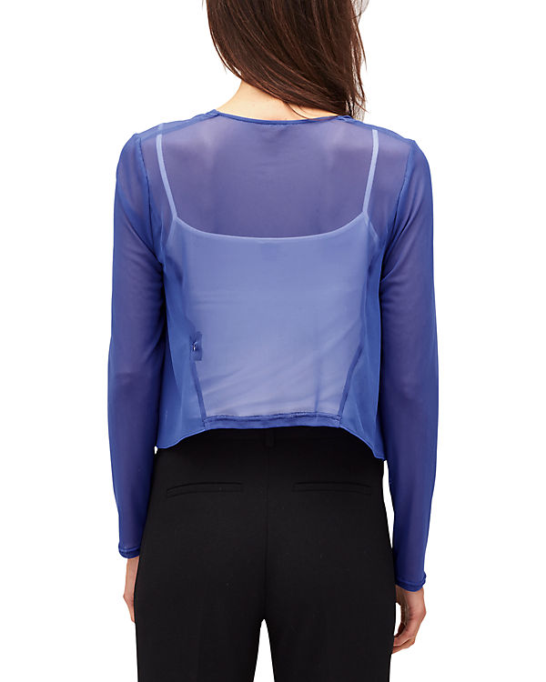 s.Oliver BLACK LABEL Bolero blau