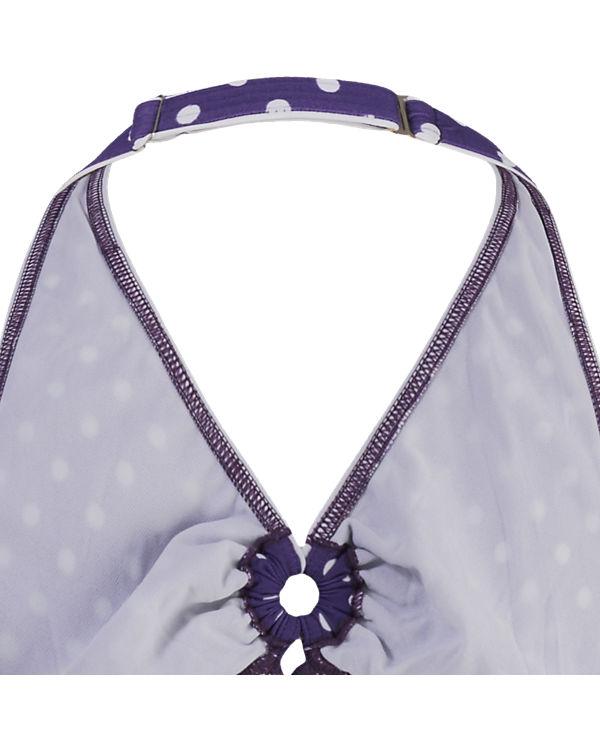 fashy Badeanzug lila