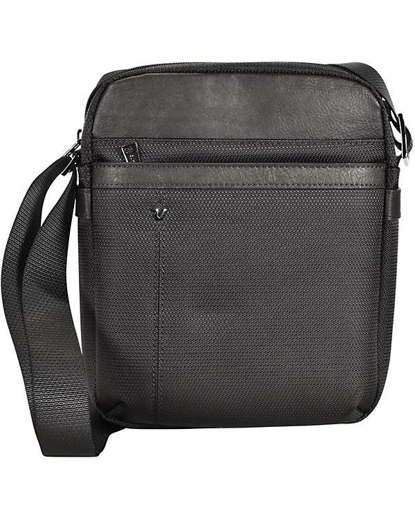 Roncato Roncato Havard Umhängetasche Tasche 18 cm schwarz