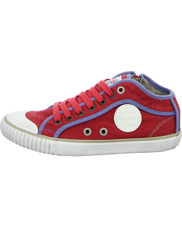 Pepe Jeans Sneakers rot