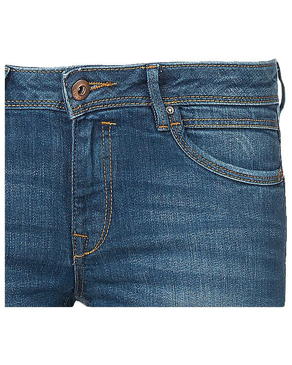 edc by ESPRIT Jeans Straight Low Rise light denim