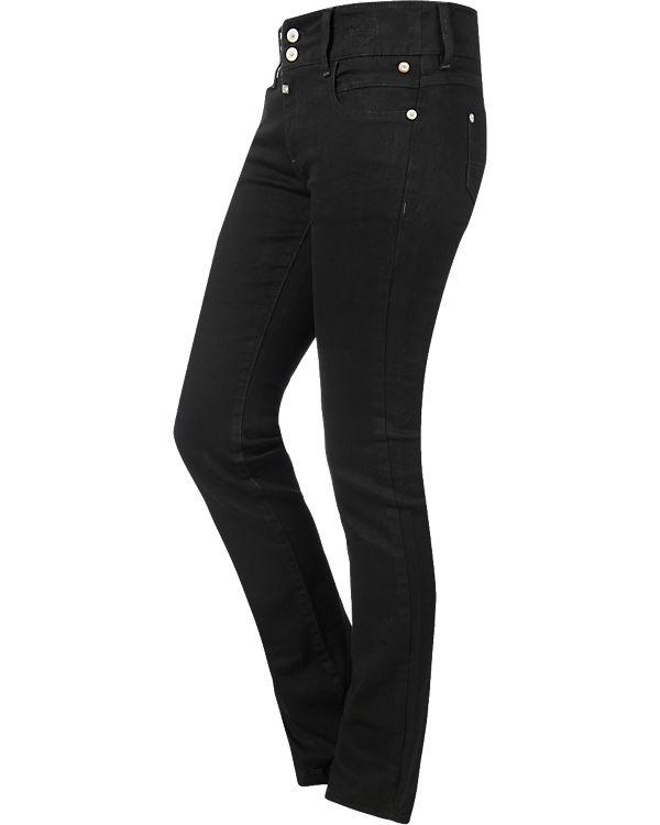 TIMEZONE Jeans Greta Bootleg schwarz