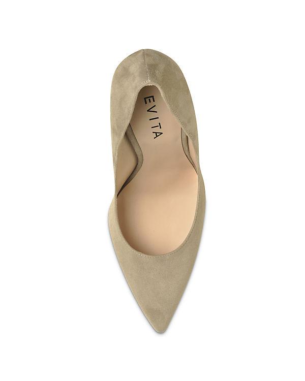 Evita Shoes Pumps grau