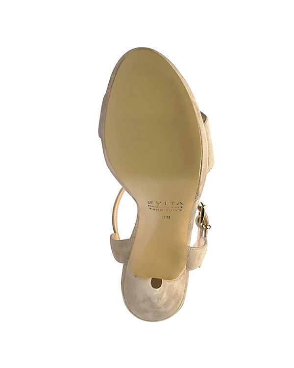 Evita Shoes Sandaletten beige