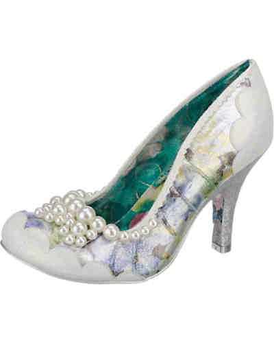 Irregular Choice Pearly Girly Pumps