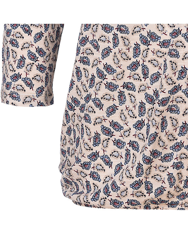 Comma Casual Identity 3/4-Arm-Shirt lila