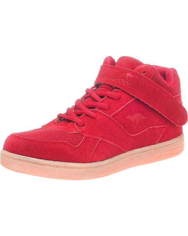 KangaROOS Skyline Sneakers rot