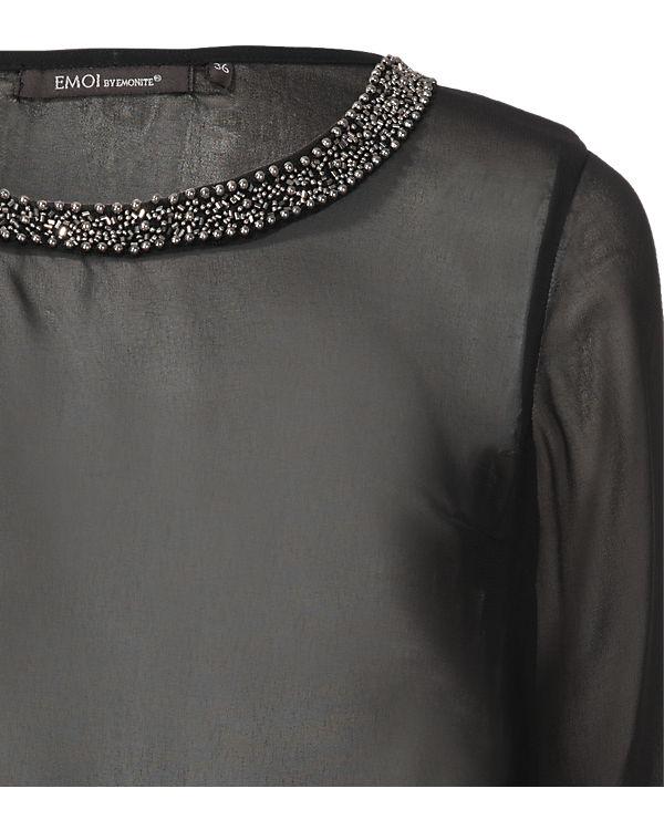 EMOI Bluse schwarz