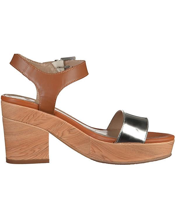 SPM Sandaletten silber