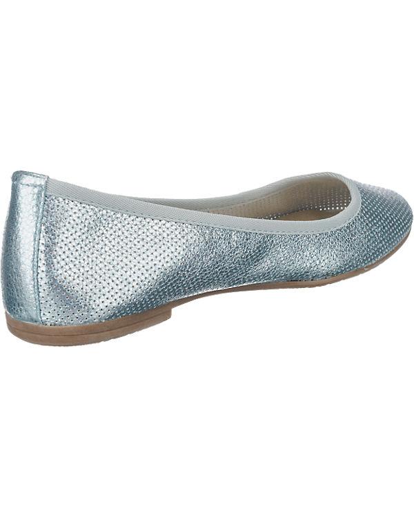 Tamaris Ballerinas blau
