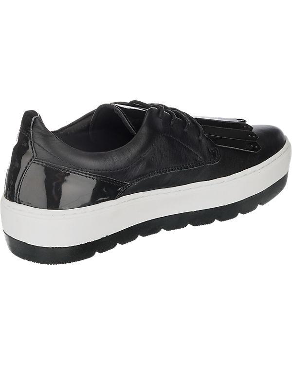 SPM Manga Sneakers schwarz