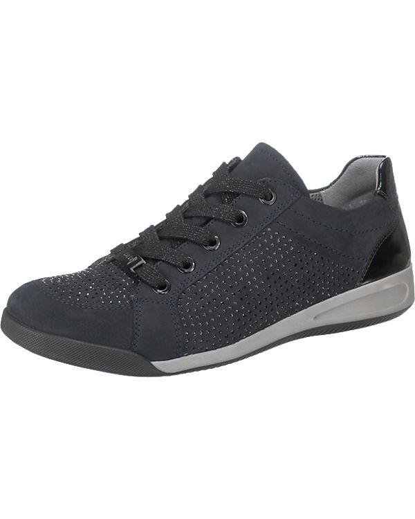 ara Rom Sneakers blau